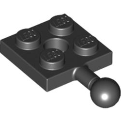 NEW LEGO Part Number 15456 in Black