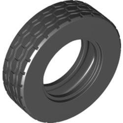 LEGO part 70490 Tyre 49.5 x 14 in Black