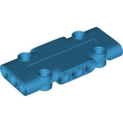 LEGO part 71709 Technic Panel 3 X 7 x 1 in Dark Azure