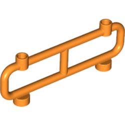 LEGO part 2486 Bar 1 x 8 x 2 in Bright Orange/ Orange
