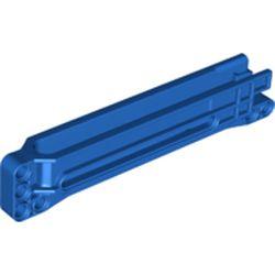 LEGO part 18940 Technic Gear Rack 1 x 14 x 2 Housing in Bright Blue/ Blue