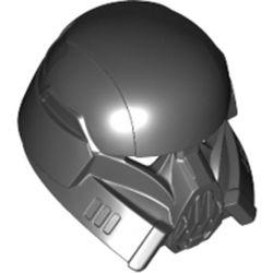 LEGO part 79230 Minifig Helmet Death Trooper in Black