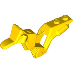 LEGO part 75522 Fairing, Motorcycle, Dirt Bike with 1 x 2 Studs in Bright Yellow/ Yellow
