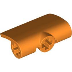 LEGO part 71682 Technic Panel Fairing 2 x 3 x 1 in Bright Orange/ Orange