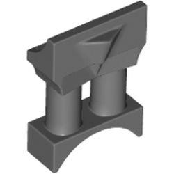 LEGO part 30304 Equipment Space Binoculars / Scanner / Electrobinoculars in Dark Stone Grey / Dark Bluish Gray