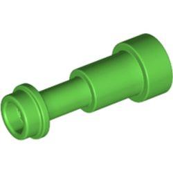 LEGO part 64644 Equipment Telescope in Bright Green