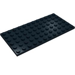 1 x Lego 3028 plate NEW NEW Flat 6x12 Bright Green Light Green