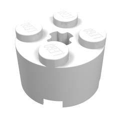 LEGO PART 3941 Brick Round 2 x 2 with Axle Hole