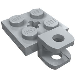 NEW LEGO Part Number 63082 in Black