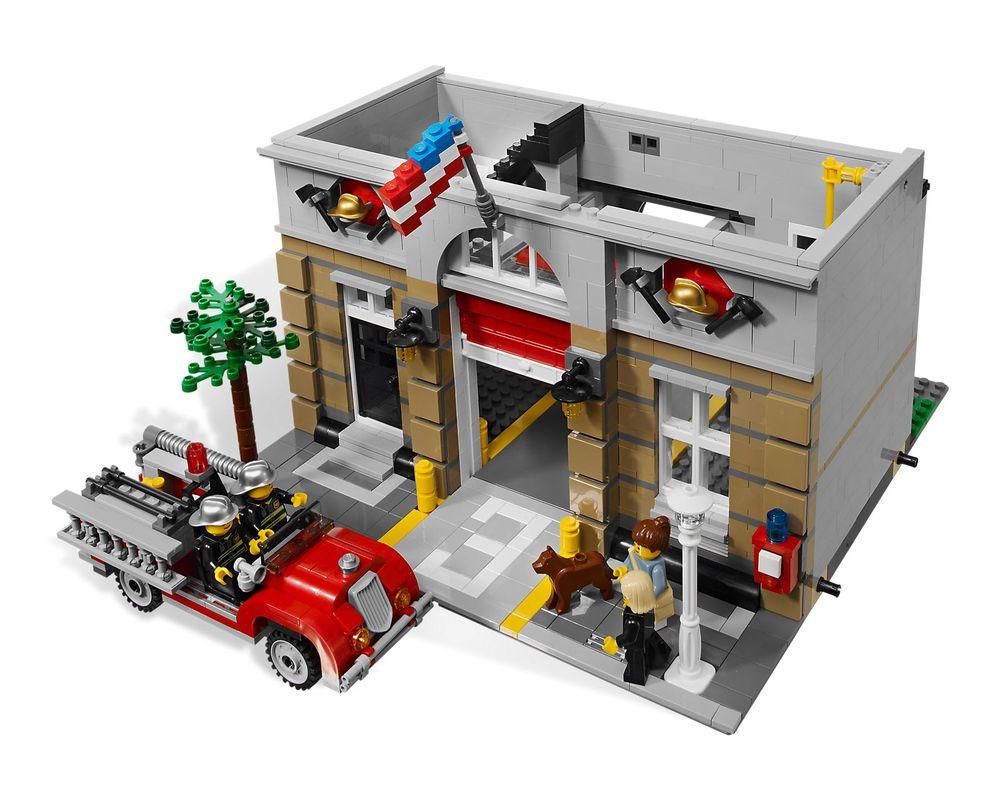 LEGO Set 10197-1 Fire Brigade