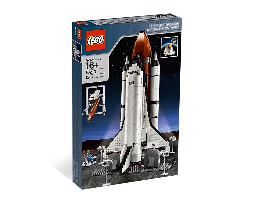 LEGO Set 10213-1 Shuttle Adventure