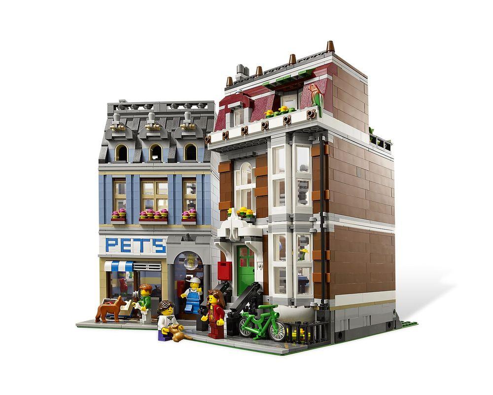 LEGO Set 10218-1 Pet Shop