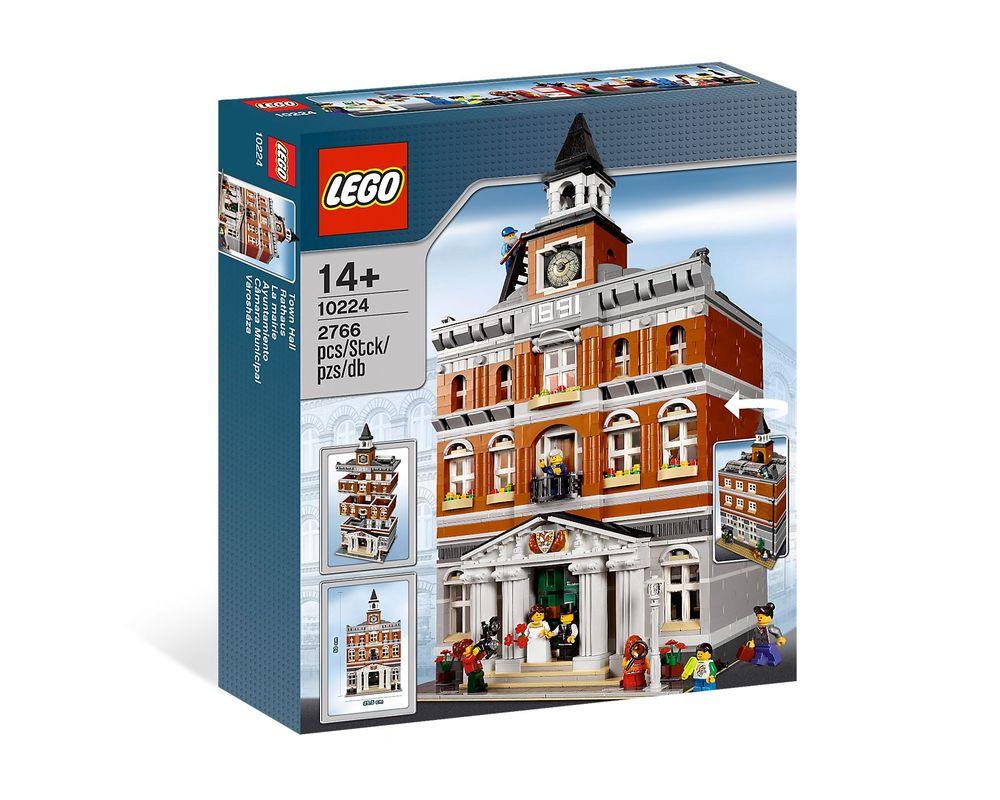 LEGO Set 10224-1 Town Hall