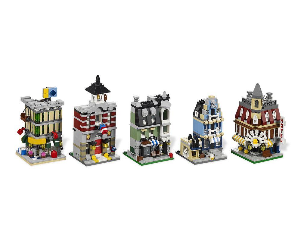 LEGO Set 10230-1 Mini Modulars