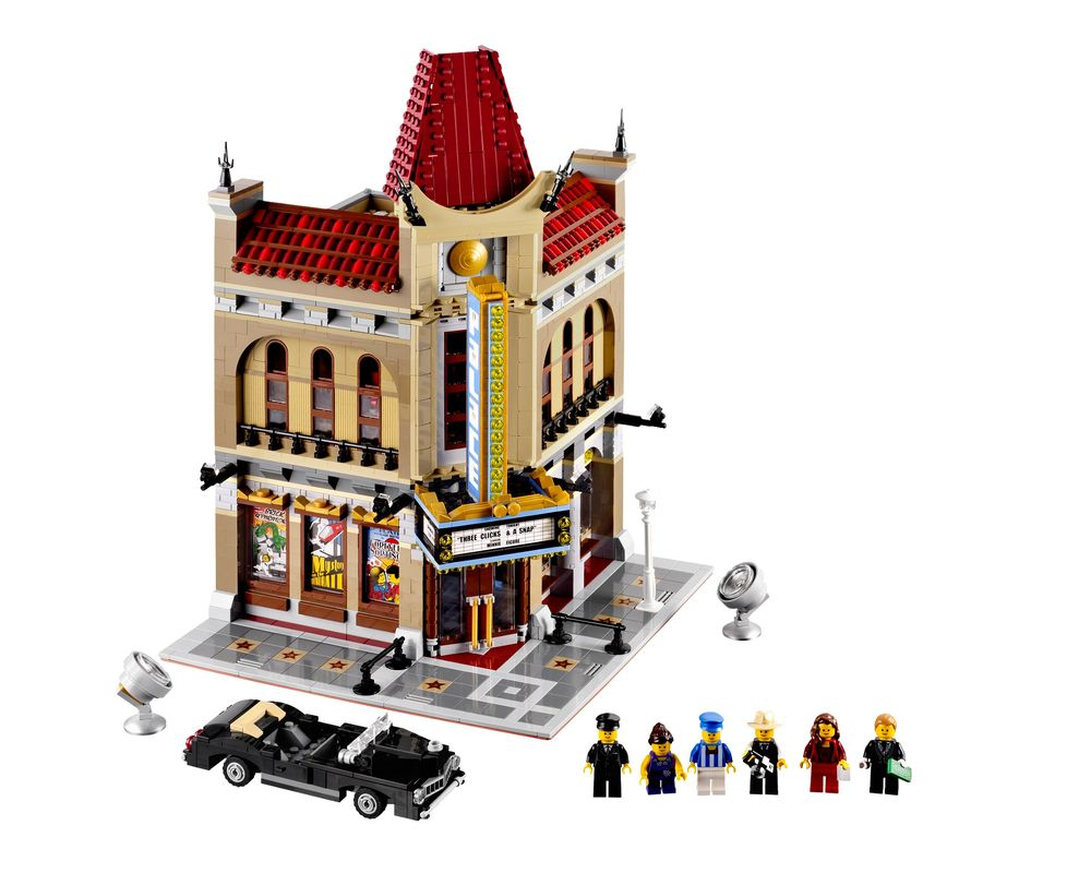 LEGO Set 10232-1 Palace Cinema (LEGO - Model)