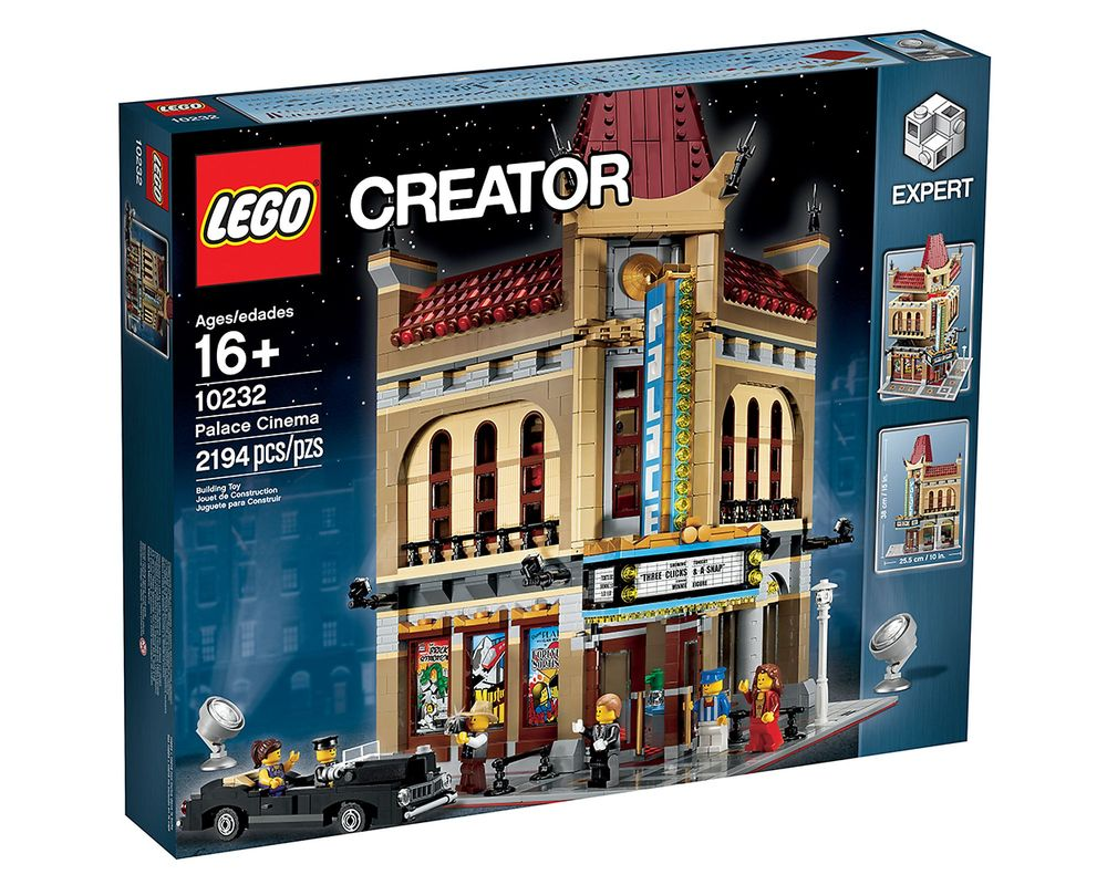 LEGO Set 10232-1 Palace Cinema