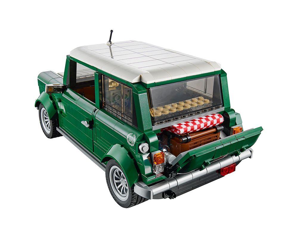 LEGO Set 10242-2 MINI Cooper (Late 2015 Re-Issue)