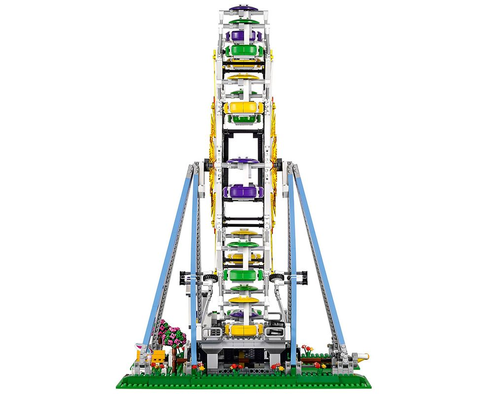 LEGO Set 10247-1 Ferris Wheel