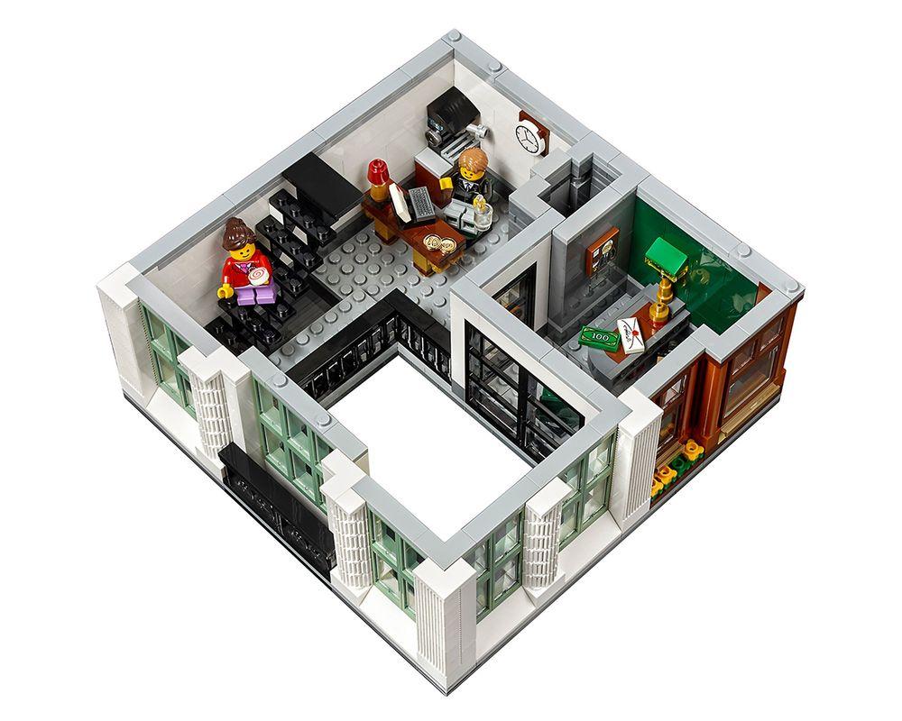 LEGO Set 10251-1 Brick Bank