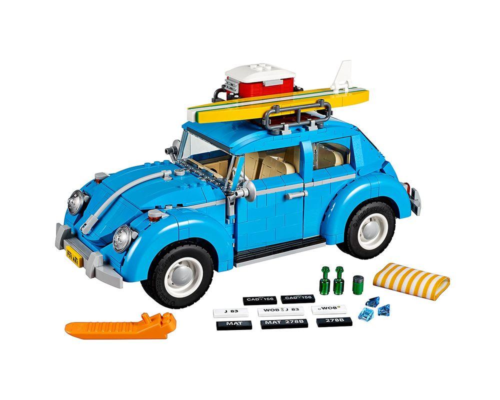 LEGO Set 10252-1 Volkswagen Beetle