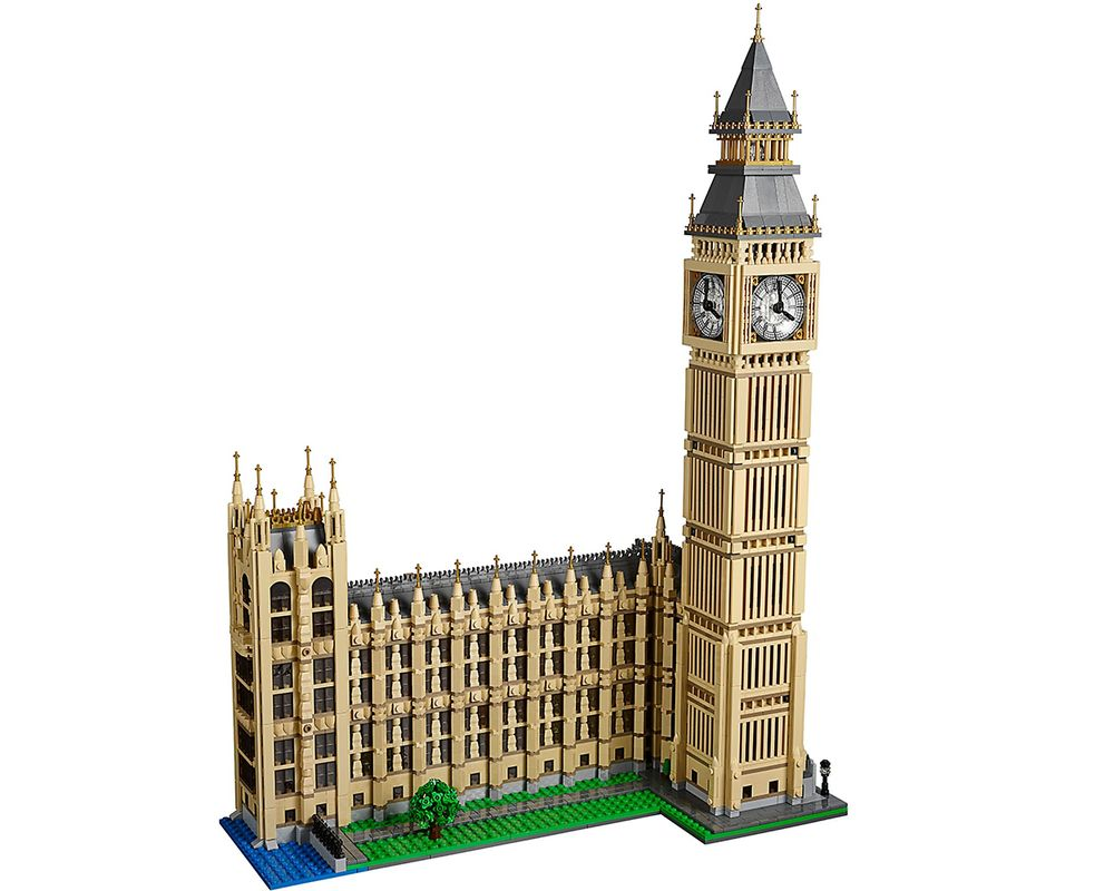 LEGO Set 10253-1 Big Ben