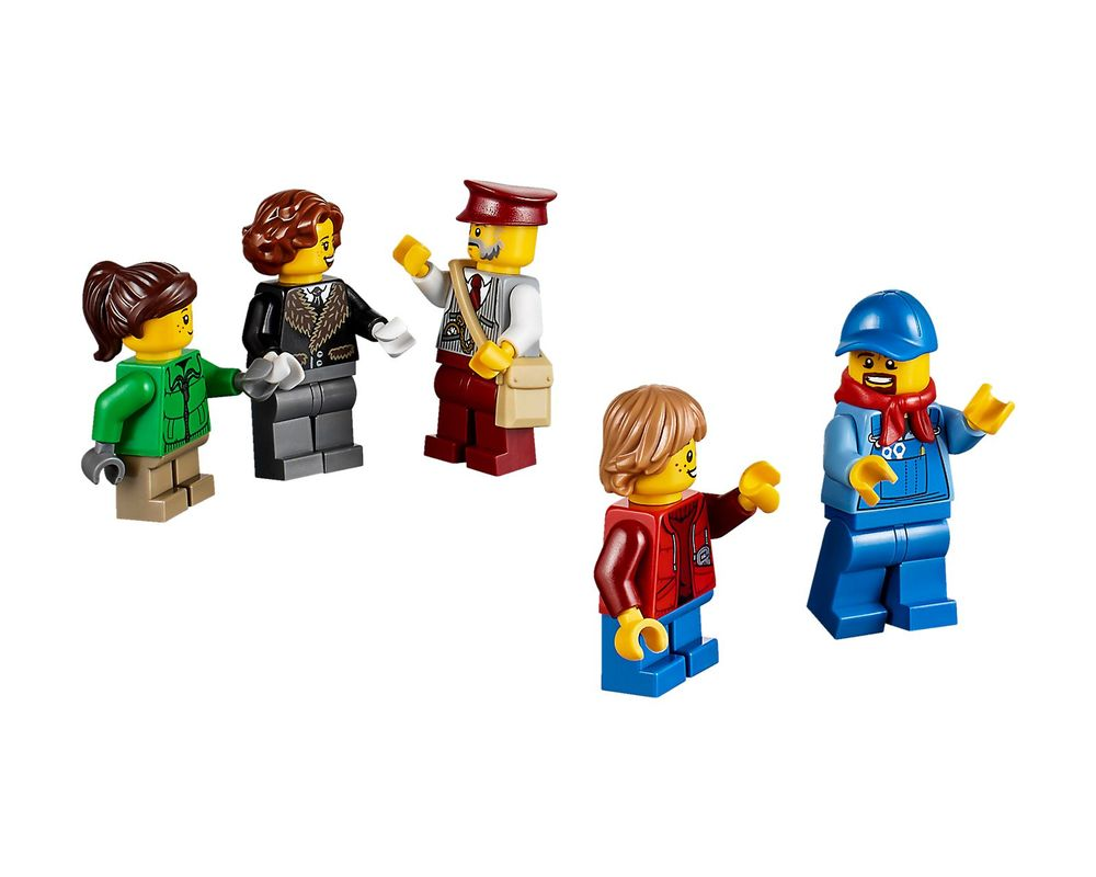 LEGO Set 10254-1 Winter Holiday Train