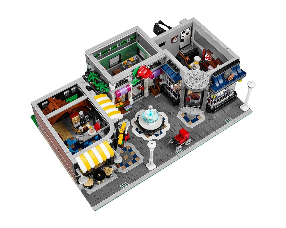 LEGO Set 10255-1 Assembly Square