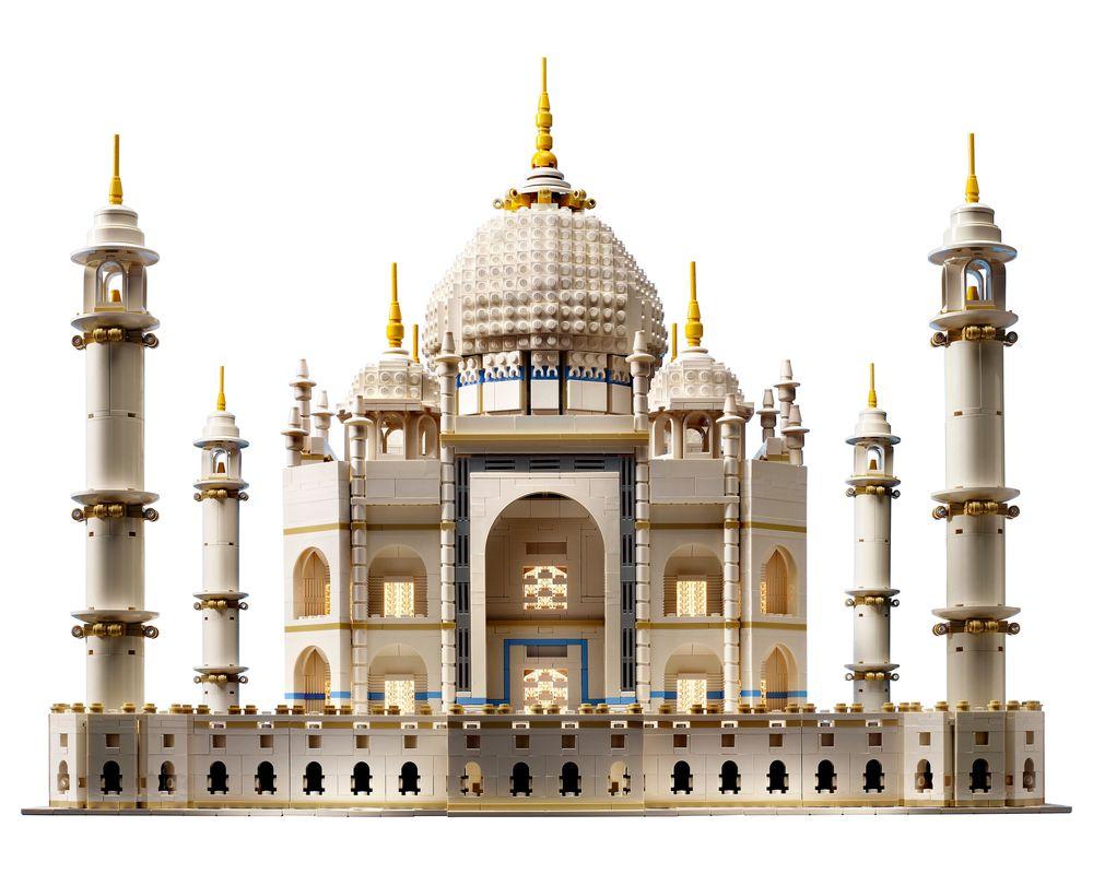LEGO Set 10256-1 Taj Mahal (Model - A-Model)