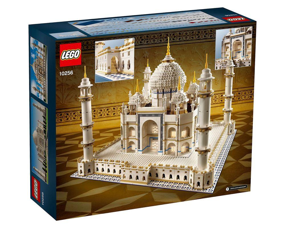 LEGO Set 10256-1 Taj Mahal