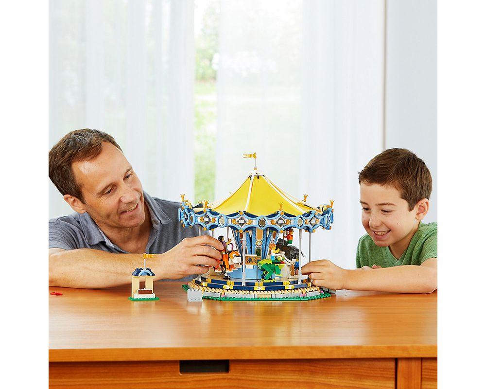 LEGO Set 10257-1 Carousel