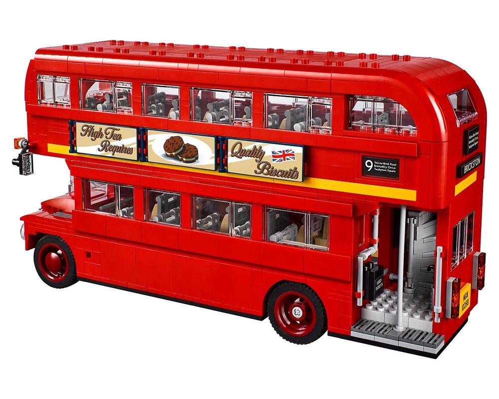 LEGO Set 10258-1 London Bus