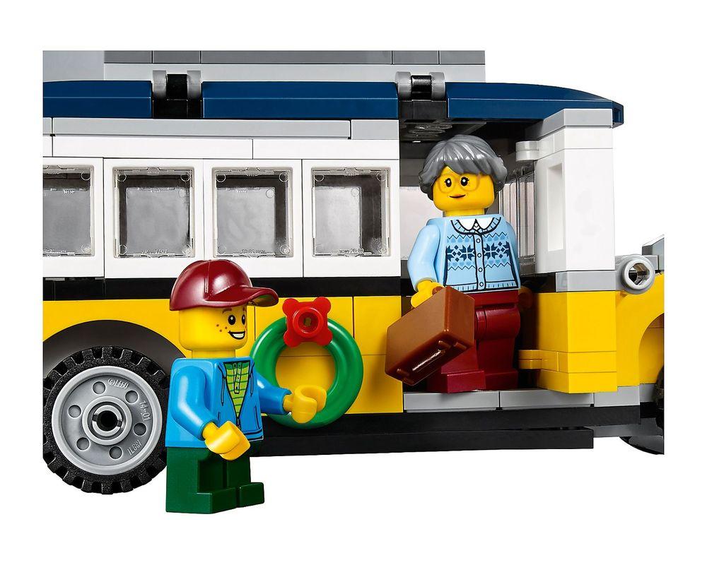 LEGO Set 10259-1 Winter Village Station