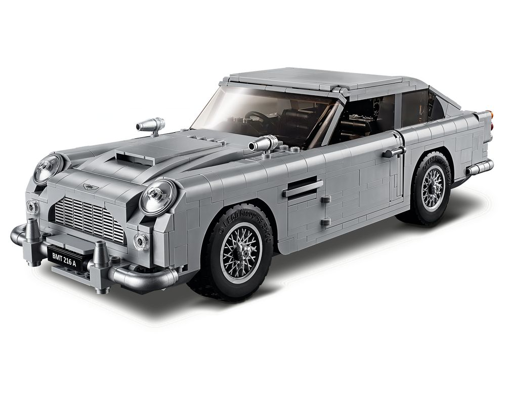LEGO Set 10262-1 James Bond Aston Martin DB5 (LEGO - Model)