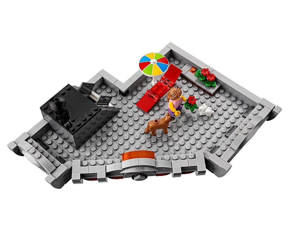 LEGO Set 10264-1 Corner Garage