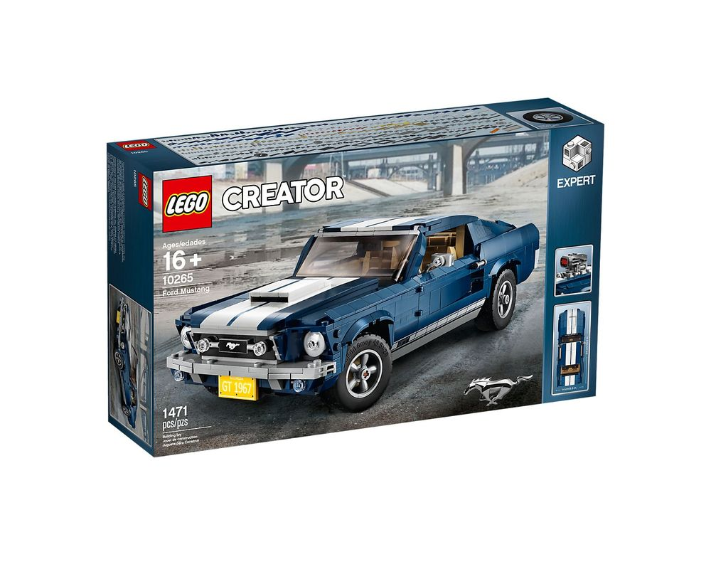 LEGO Set 10265-1 Ford Mustang