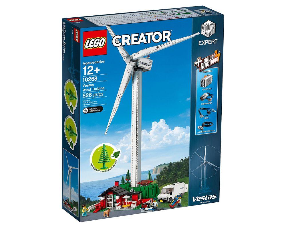 LEGO Set 10268-1 Vestas Wind Turbine