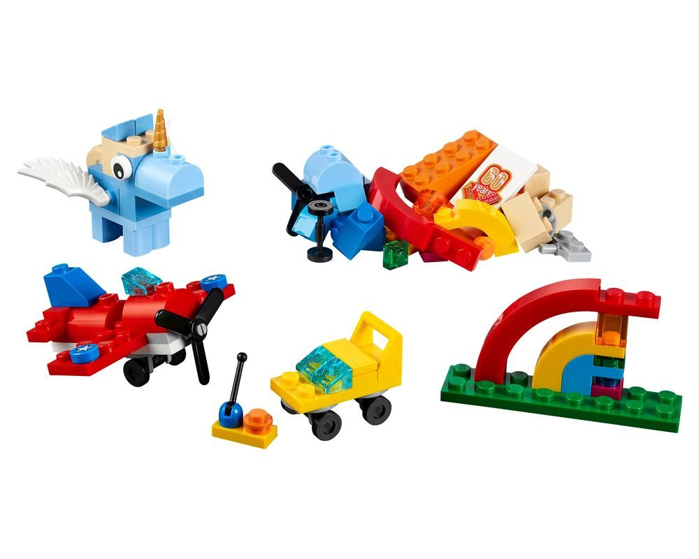 LEGO Set 10401-1 Rainbow Fun (LEGO - Model)
