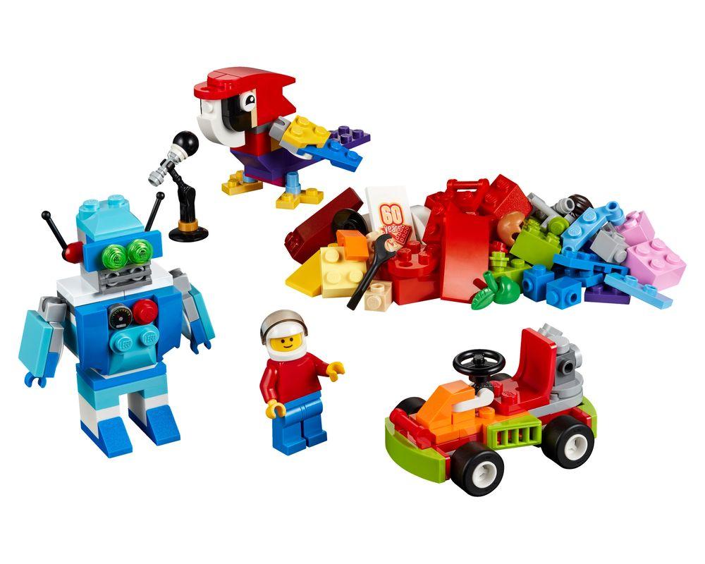 LEGO Set 10402-1 Fun Future (Model - A-Model)