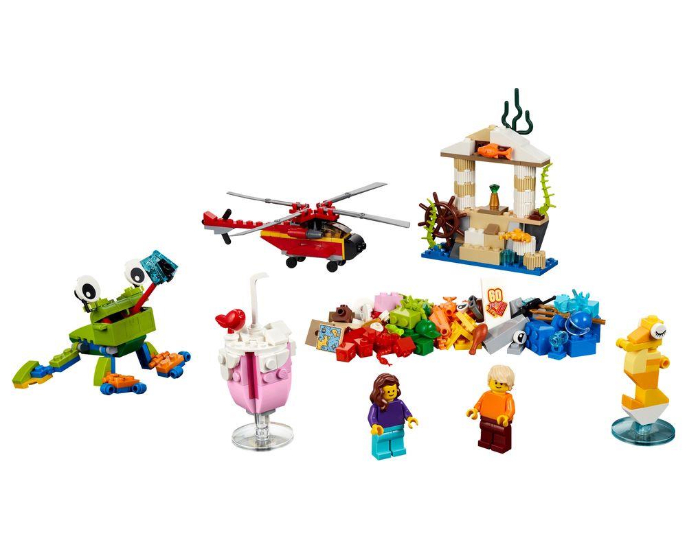 LEGO Set 10403-1 World Fun (Model - A-Model)