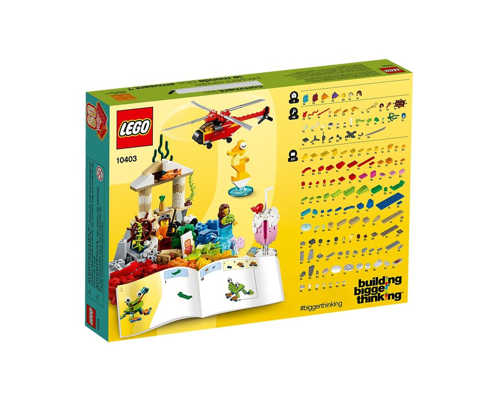 LEGO Set 10403-1 World Fun
