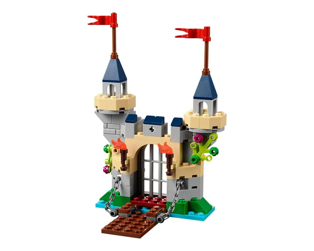 LEGO Set 10404-1 Ocean's Bottom