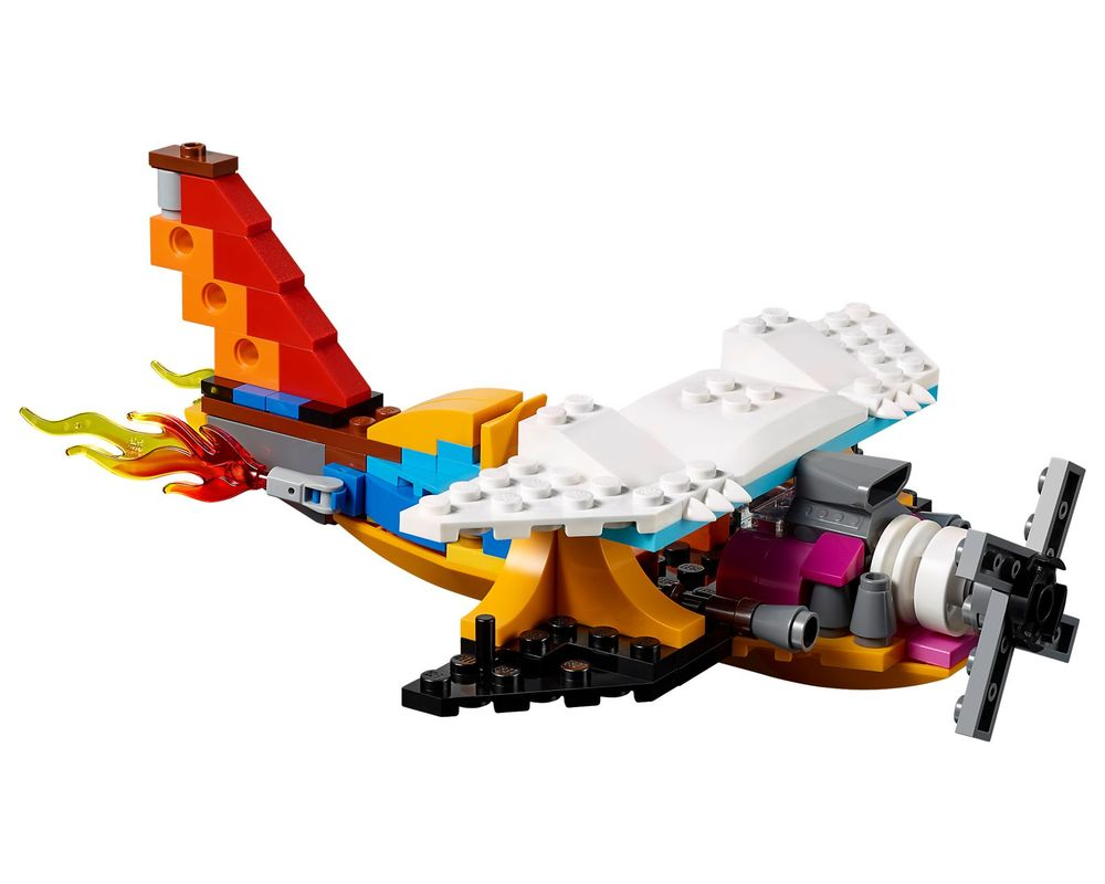 LEGO Set 10405-1 Mission to Mars
