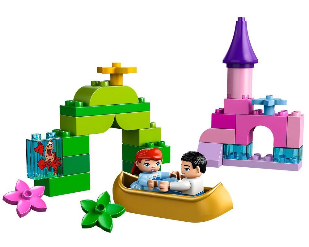 LEGO Set 10516-1 Ariel's Magical Boat Ride