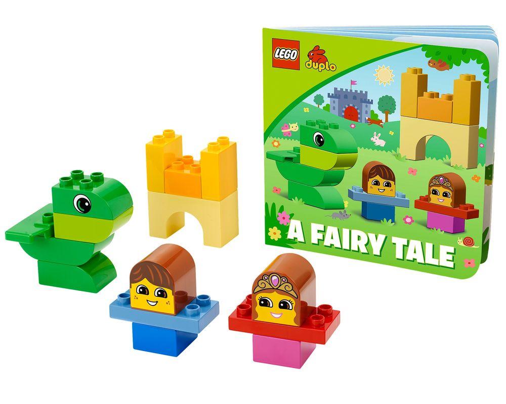 LEGO Set 10559-1 A Fairy Tale (Model - A-Model)