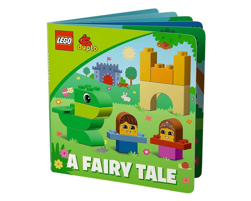 LEGO Set 10559-1 A Fairy Tale