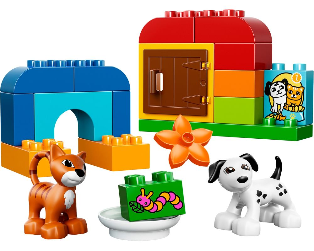 LEGO Set 10570-1 All-in-One-Gift-Set (Model - A-Model)