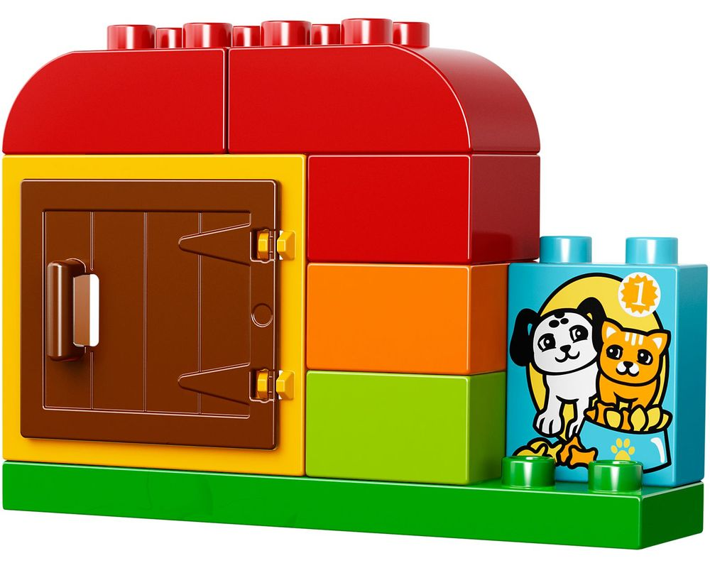 LEGO Set 10570-1 All-in-One-Gift-Set