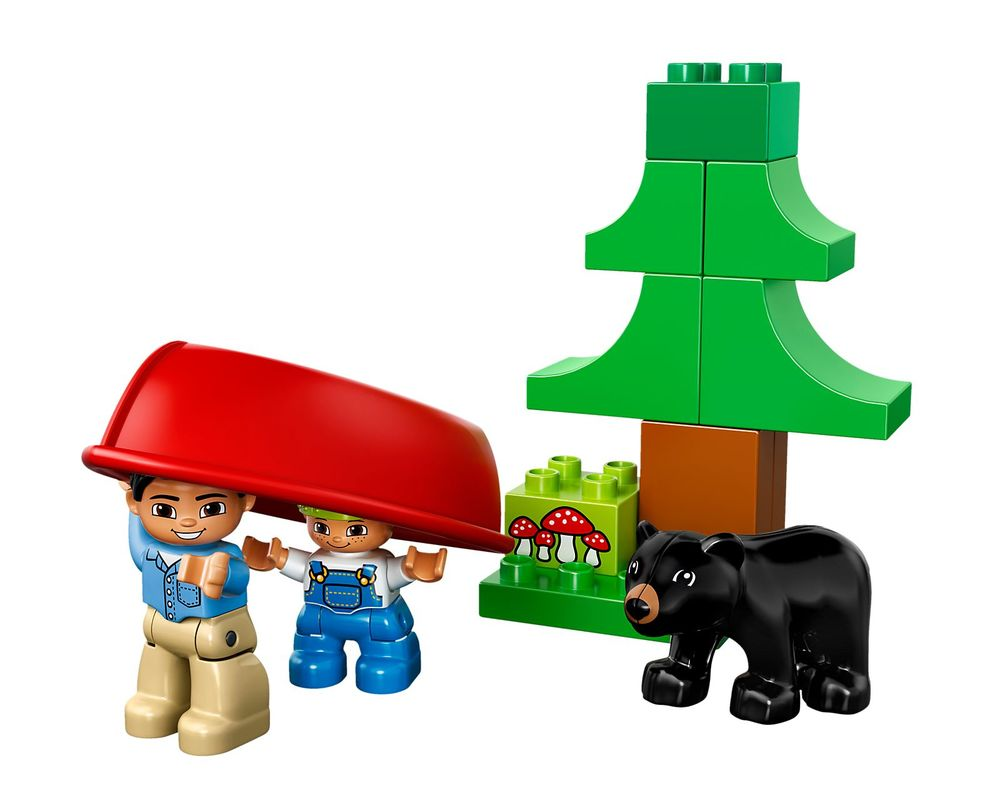 LEGO Set 10583-1 Forest: Fishing Trip