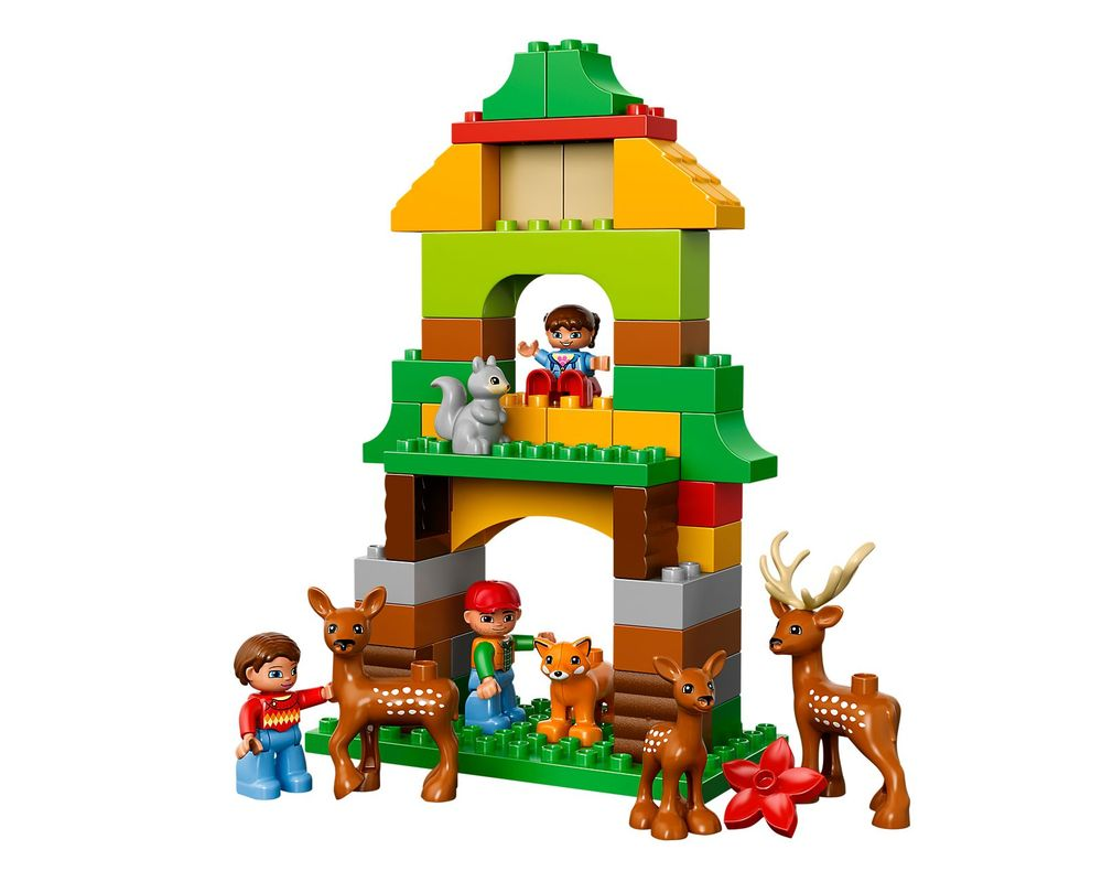 LEGO Set 10584-1 Forest: Park