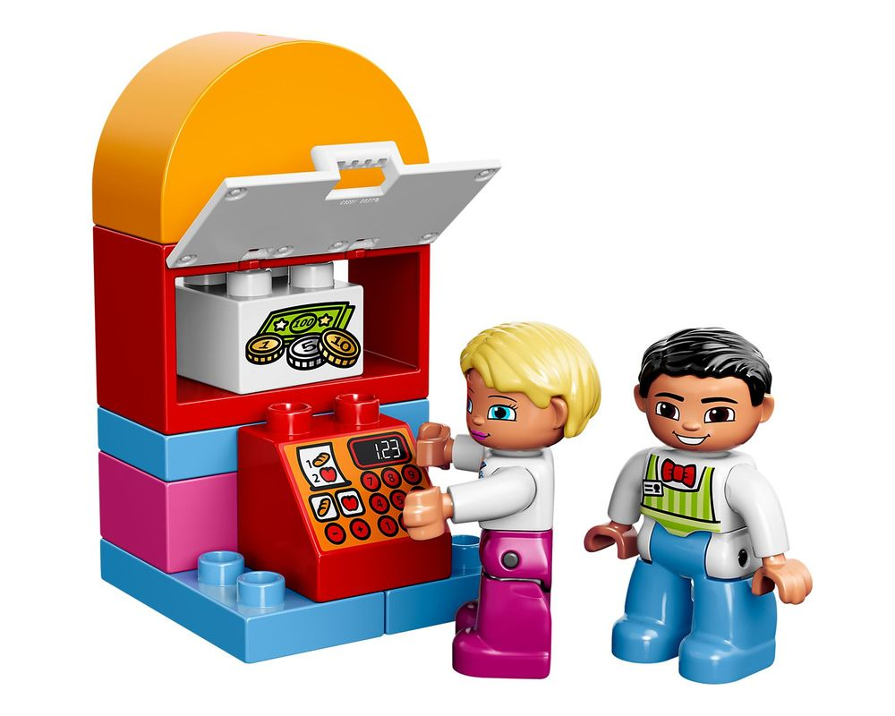 LEGO Set 10587-1 Café